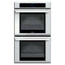 Thermador Masterpiece 30  Convection Double Electric SS Oven MED302JP EXLNT