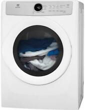 Electrolux 27 Inch Gas Dryer with 8 cu  ft  Capacity NOB KM I