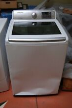 Samsung he Washer  New Top Load  Vibration Technology  Model WA45H7000AW A2
