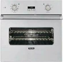 Viking Professional 30  Rapid Preheat Single SS Electric Wall Oven VESO1302SS