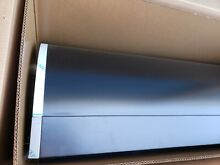 Vent A Hood XRH18 248 BL 48  Wall Mounted Range Hood Featuring Dual Blowers NEW