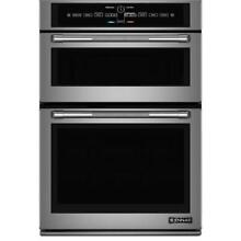 JENN AIR 30  MICROWAVE OVEN COMBO VERTICAL DUAL FAN CONVECTION SYS   JMW3430DP
