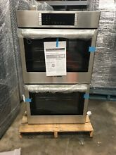 Bosch HBL8651UC 800 Series 30 Inch Electric Double Wall Oven  Stainless Steel