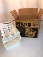 BRAND NEW G E  Ice Maker Installation Kit No IM 3 For G E  Hotpoint or RCA Model