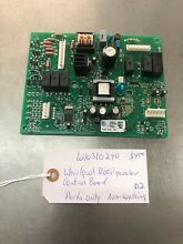 W10310240 Whirlpool Refrigerator Control Board  Parts Only Non Working