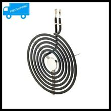 8 in Heating Element 6 Turn GE Hotpoint RCA Kenmore Electric Range Surface Unit