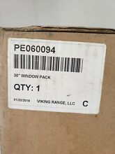 Viking Range 30  Window Pack PE060094