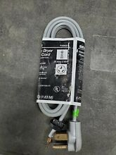 Sears 3 Prong Electric Dryer Power cord Brand New