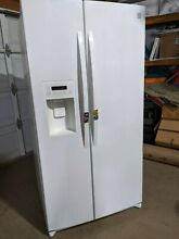 Sears Kenmore Refrigerator 25 cu ft side by side