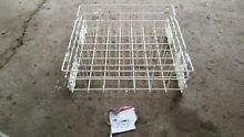 Whirlpool Gold Quite Partner Dishwasher Lower Dish Rack  READ   Complete   80517