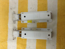 297321800 Frigidaire Kenmore Electrolux Freezer Door Hinge Set Of 2 freee ship