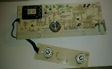 GE WH12X10404 Control Board Assembly Mounted for Washer Pre owned