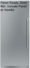 Thermador T36IF900SP Freedom Collection 36 Inch Freezer Column with Ice Maker