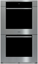 Wolf DO30TMSTH M Series 30 Inch Double Electric Wall Oven in Stainless Steel