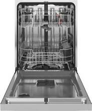 GE 24  Stainless Steel Fully Integrated Built In Dishwasher GDT645SYNFS