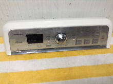 W10396164 MAYTAG BRAVOS WASHER CONSOLE AND CONTROL free shipping