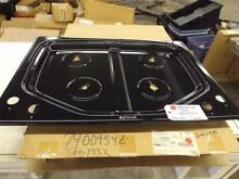 Jenn Air Stove 74009542 Gas Cooktop  blk  NEW IN BOX