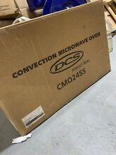 DCS Fisher Paykel Convection Microwave Oven CMO24SS