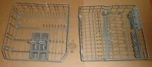 Bosch Rack Set 249276 and 249277 Rust Free   Utensil Basket included