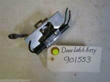 MAYTAG DISHWASHER 901553 Door Latch  used part assembly