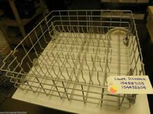 FRIDGIDAIRE DISHWASHER 154887103 154432604   LOWER RACK USED PART  SEE NOTE