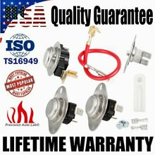 3977767 3392519 3387134 279816 Dryer Thermostat Fuse Kit For Whirlpool Kenmore