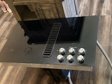 KitchenAid 36  Electric Downdraft Cooktop  Ships Freight