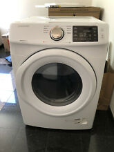 Samsung Dryer New Out Of Box DV42H5000EW