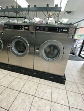 18 Huebsch laundromat front load washers washing machines in 3 sizes
