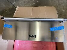 Viking VEWD527SS 27 Inch Warming Drawer with 1 4 cu  ft  Capacity