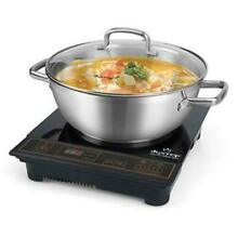 Duxtop 8100MC 1800W Portable Induction Cooktop Countertop Burner   PRICE REDUCED