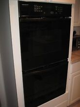 Door from Jenn Air expressions double wall oven