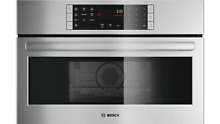 Bosch 30  Stainless Steel Electric Convection Speed Microwave Oven HMC80251UC