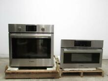 Bosch 500 Series 30  Stainless Oven and Microwave Combo HBL5451UC   HMB50152UC
