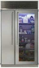 Marvel Professional Series 48  Stainless Refrigerator MPRO48CSSSGX  NON WORKING