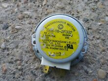 Microwave Turn Table Motor GM 16 2F302  6549W1S017A