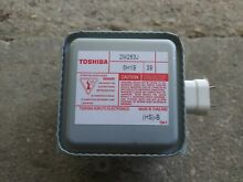 Toshiba Microwave Magnetron 2M253J  6H19