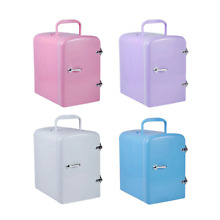 Summer Must have Mini Fridge 4L 12V 42W Food cosmetics refrigerator for travel