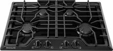 Frigidaire FGGC3045QB Gallery 30 in Gas Cooktop Black New