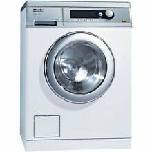 Miele 24  Lotus White Electric Front Load Washer   PW6068 Plus Lp LW