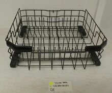 GE DISHWASHER WD28X20157 LOWER RACK  USED