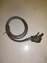Certified Electric Dryer Cord 4Ft Model  90 1020