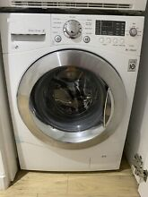 Washing machine and dryer combo   Invoice Address Pick Up Only