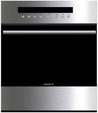 Wolf SO24TESTH E Series 24 inch Single E Series Convection Wall Oven Stainless