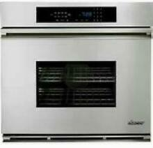Dacor Classic Millennia 30  6 Cooking Modes Single Electric Wall Oven MORS130S