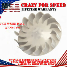 1PC Dryer Parts Blower Wheel For Whirlpool Kenmore WP694089 AP6010602 PS11743785