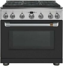 GE Cafe CGY366P3MD1 36 Inch Freestanding Professional Gas Range