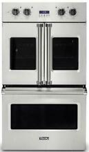 Viking Professional 7 30  9 4 Cu Ft Electric Double French Door Oven VDOF7301SS