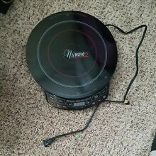 NuWave 2 Precision Portable Induction Cooktop in very good used Condition