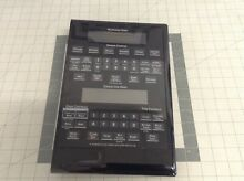GE Wall Oven Microwave Control Panel   Board WB27T11343 WB27T11345